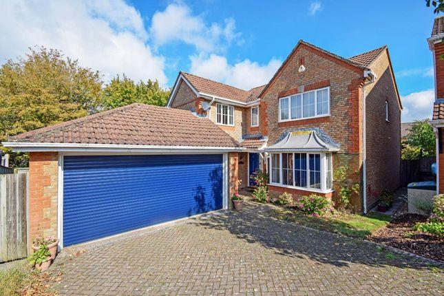 Thumbnail Detached house for sale in Hatch Warren, Basingstoke