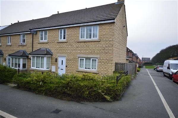 Thumbnail Link-detached house for sale in Murray Park, Stanley