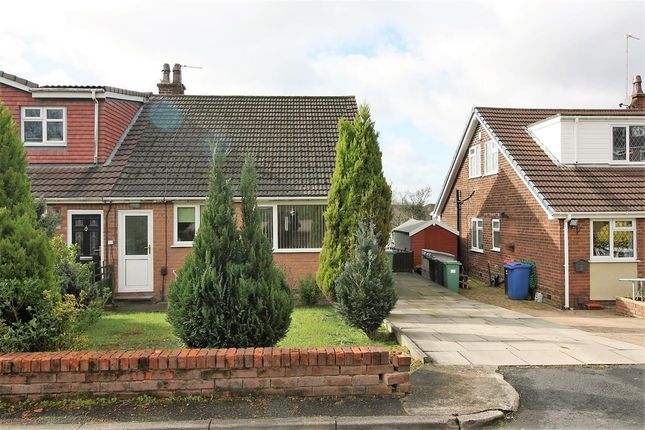 Thumbnail Bungalow for sale in Sandy Lane, Prestwich, Manchester