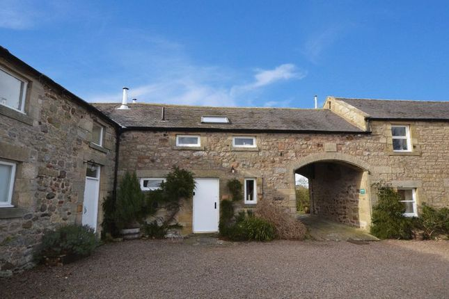 2 bed barn conversion for sale in Branton, Alnwick
