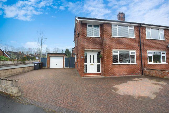 Thumbnail Semi-detached house for sale in Roseacre Lane, Blythe Bridge, Stoke-On-Trent