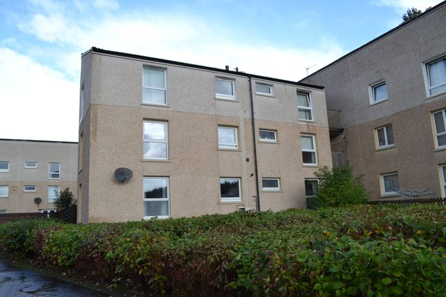 Front  of Elm Drive, Abronhill, Cumbernauld G67