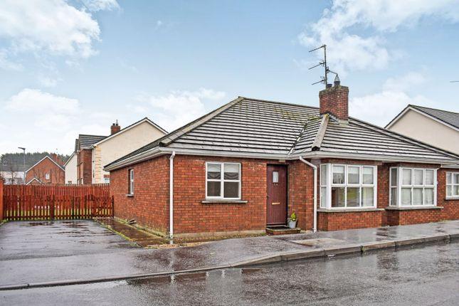 Thumbnail Semi-detached bungalow for sale in Keelmount Grange, Portadown