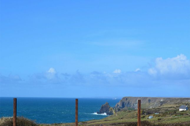 Thumbnail Land for sale in Penmenner Road, The Lizard, Cornwall