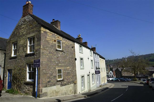 Thumbnail End terrace house for sale in West End, Wirksworth, Derbyshire