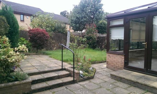 Back Garden of Carnbee Avenue, Liberton, Edinburgh EH16