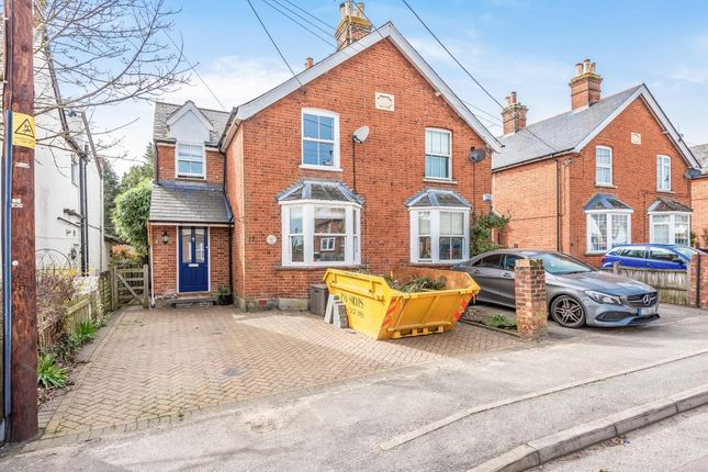 3 bed semi-detached house for sale in Chobham, Surrey GU24