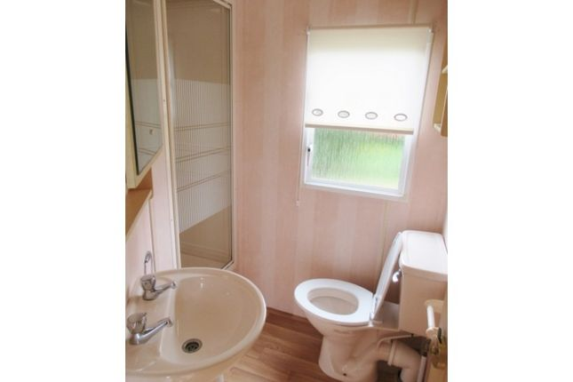 Bathroom of Eastchurch Holiday Camp, Fourth Avenue, Eastchurch, Sheerness ME12