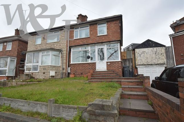 Thumbnail Semi-detached house for sale in Tyburn Road, Erdington, Birmingham