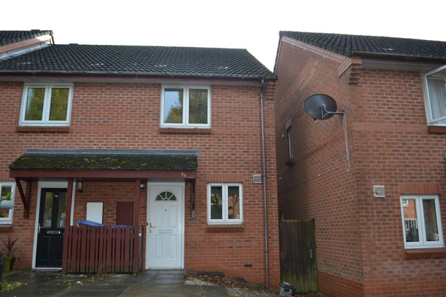 Town house to rent in Highfield Road, Ashbourne