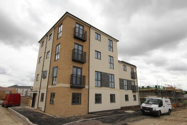 Thumbnail Flat to rent in Bushy Road, Patchway, Bristol