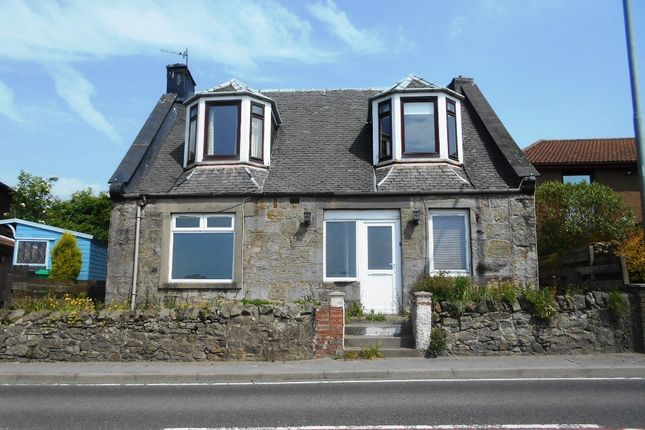 Thumbnail Cottage to rent in Carnock Road, Gowkhall, Fife