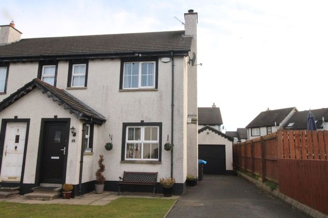 Thumbnail Semi-detached house to rent in Cairndore Walk, Newtownards