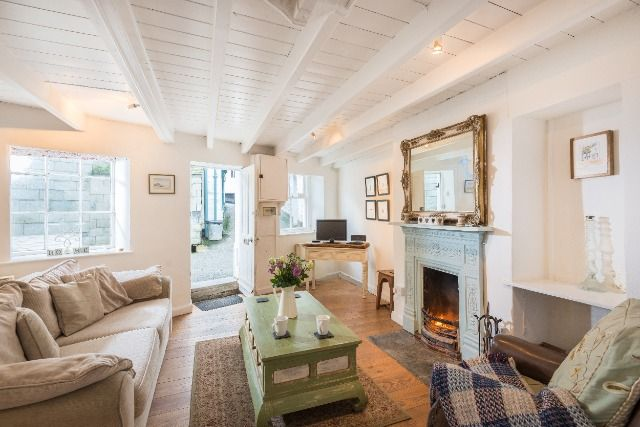 Thumbnail Property for sale in Leatside & Moll's Yard, 21 Middle Street, Port Isaac
