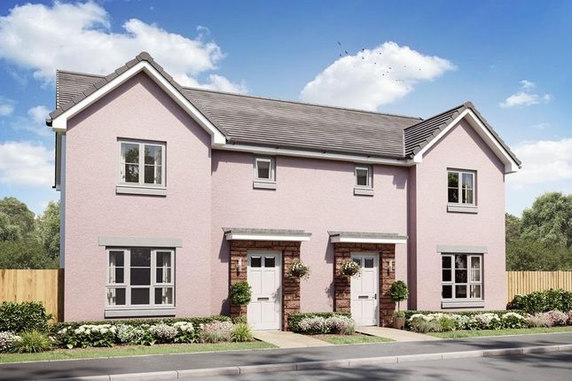 """3 bed semi-detached house for sale in """"Craigend"""" at Lossiemouth Road, Elgin IV30"""