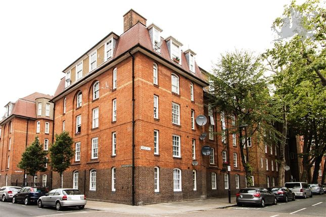 Thumbnail Flat to rent in Laleham House, Camlet Street, London