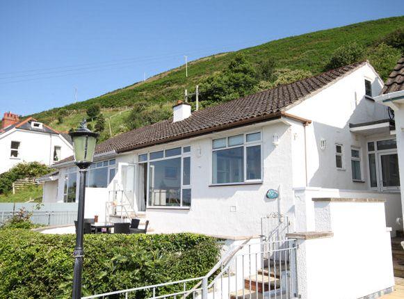 Thumbnail Semi-detached bungalow for sale in Rhoslan, Aberdovey Gwynedd
