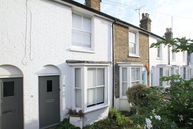Thumbnail Terraced house for sale in Island Wall, Whitstable