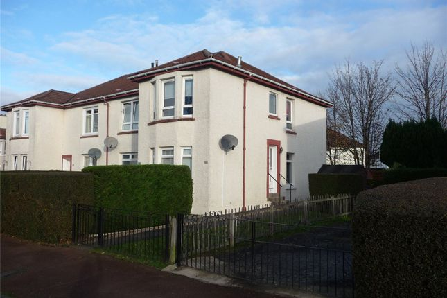 Thumbnail Flat for sale in Fulwood Avenue, Knightswood, Glasgow