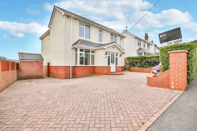 Thumbnail Detached house for sale in Cwrdy Road, Griffithstown, Pontypool