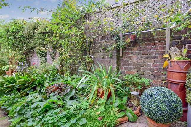 Rear Garden of Malling Street, Lewes, East Sussex BN7