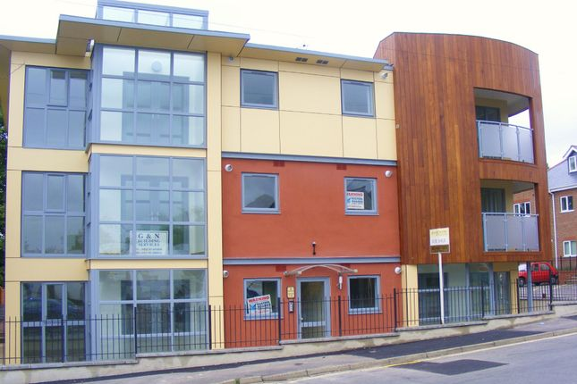 Thumbnail Flat to rent in Waterworks Road, Farlington, Portsmouth
