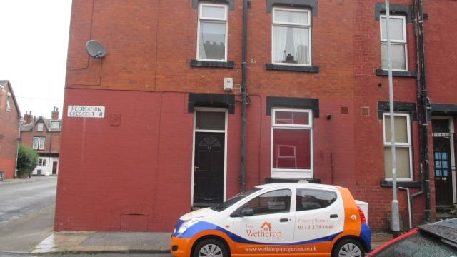 Thumbnail Property to rent in Recreation Crescent, Holbeck, Leeds