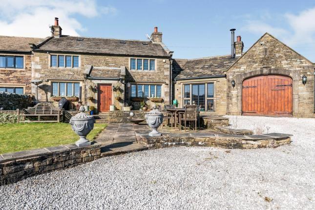 Thumbnail Semi-detached house for sale in Blackburn Road, Turton, Bolton, Lancashire