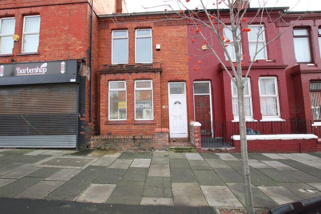 Thumbnail Terraced house to rent in Linacre Lane, Bootle