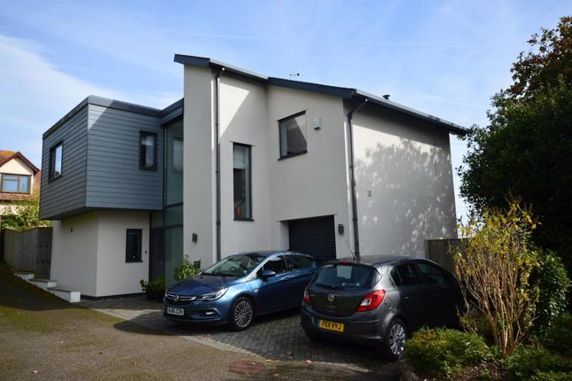 Thumbnail Detached house for sale in Higher Woodway Road, Teignmouth, Devon