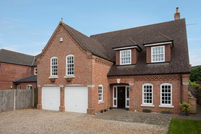 Thumbnail Detached house for sale in Sandy Lane, Taverham, Norwich