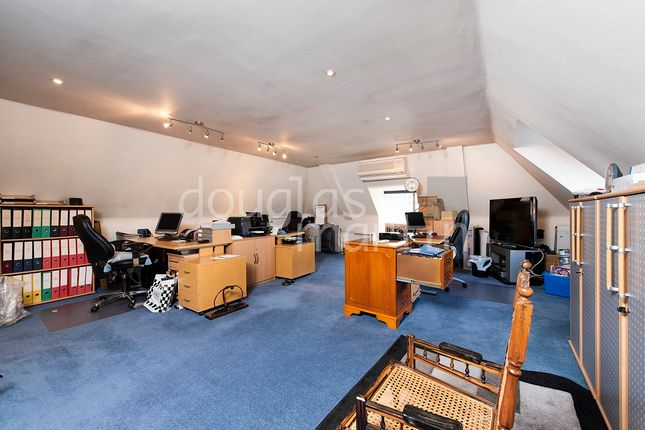 Detached house for sale in Manor Hall Drive, London