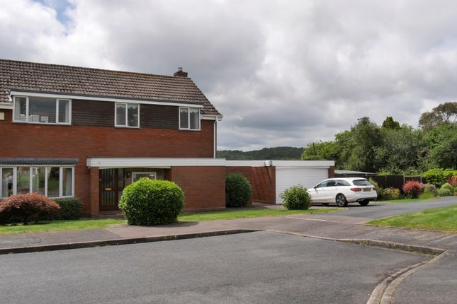 Thumbnail Detached house for sale in Park Dingle, Bewdley