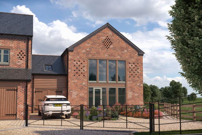 Thumbnail Barn conversion for sale in New Farm Court, Tilston Road, Malpas