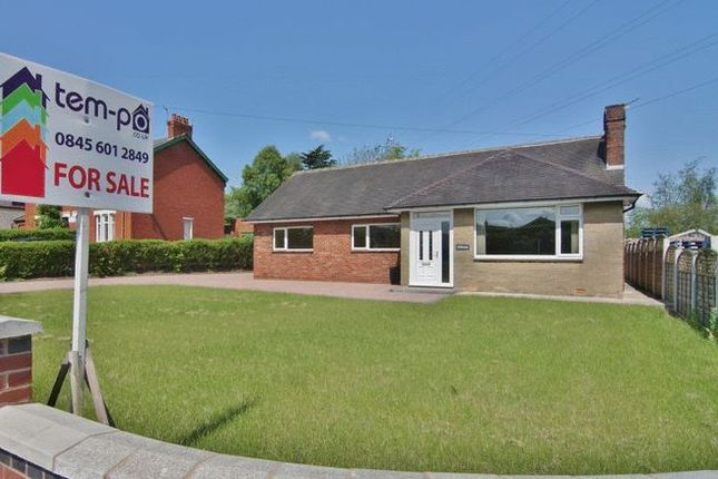 Thumbnail Bungalow for sale in Preston New Road, Freckleton, Preston