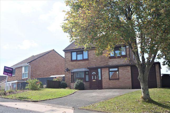 Thumbnail Detached house for sale in Roselands Drive, Paignton