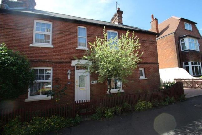 2 bed semi-detached house for sale in Clarendon Road, Salisbury