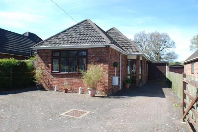 Thumbnail Bungalow for sale in Change Lane, Willaston, Neston, Cheshire