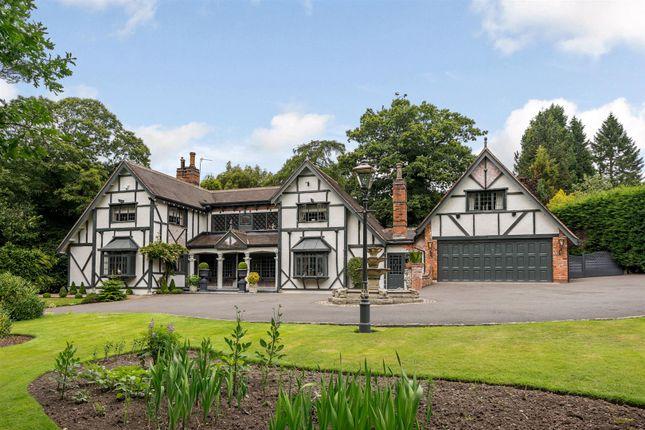 Thumbnail Detached house for sale in Hartopp Road, Four Oaks, Sutton Coldfield