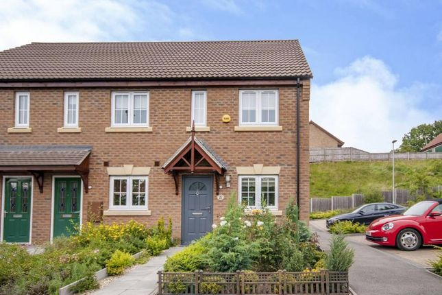Thumbnail End terrace house for sale in Meldrum Drive, Gainsborough