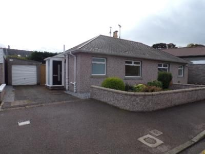 Thumbnail Semi-detached house to rent in Cromwell Gardens, Aberdeen