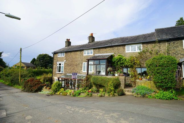 Thumbnail Cottage for sale in Cream Cottage, Old Lane, Bottom`O`Th`Moor