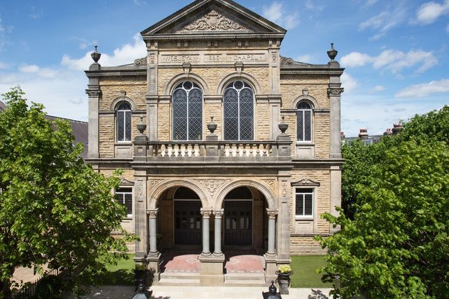 Thumbnail Detached house for sale in Grove Road, Harrogate, North Yorkshire