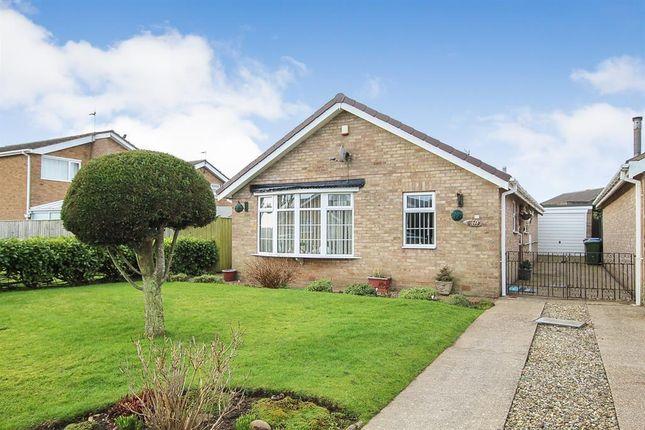 Thumbnail Detached bungalow for sale in Viking Road, Bridlington