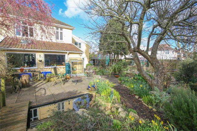 Thumbnail Semi-detached house for sale in Wellington Hill West, Bristol