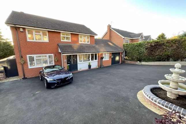 4 bed detached house for sale in Lightwood Road, Lightwood, Longton, Stoke-On-Trent ST3