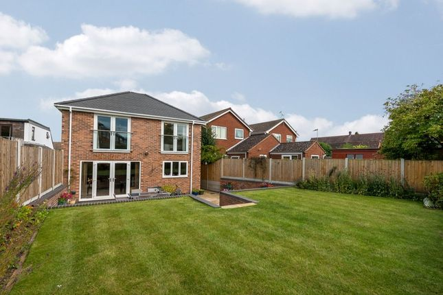 Thumbnail Detached house for sale in Marston Road, Wheaton Aston, Stafford