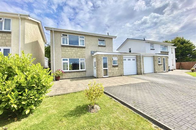 Thumbnail Detached house for sale in Heol Y Wern, North Park Estate, Cardigan, Ceredigion