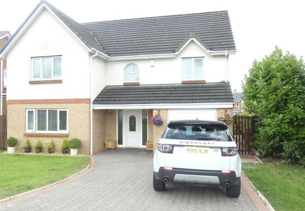 Thumbnail Detached house for sale in Threaplands, Cleator Moor, Cumbria