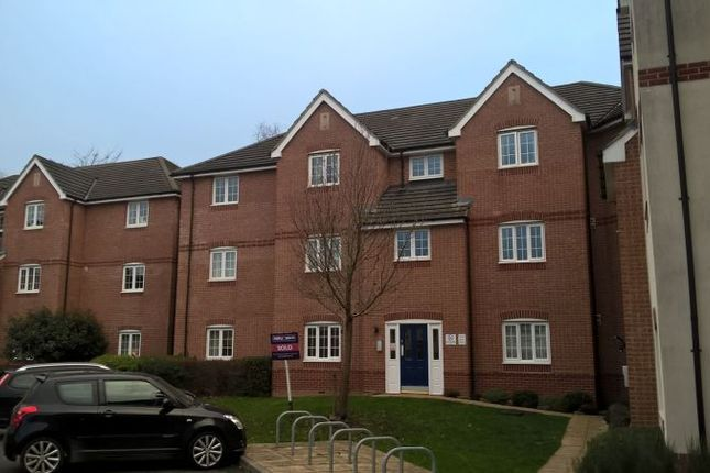 Thumbnail Flat to rent in Tristram Close, Yeovil